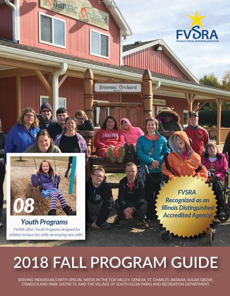 Non-Resident 2018 Fall Program Registration Now Open