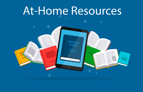 Resources For When Stuck At Home