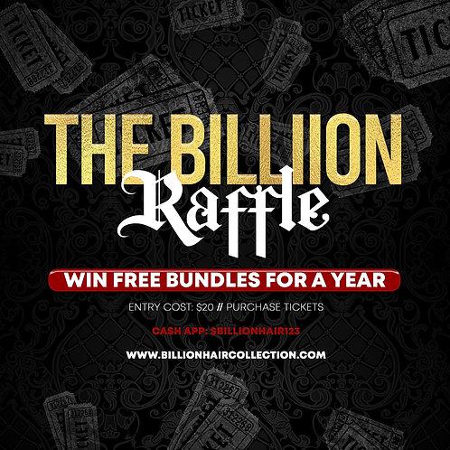 The Billion Raffle