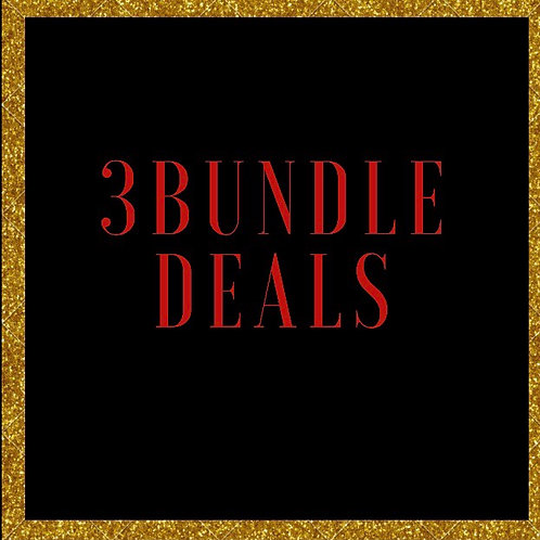 The Billion 3 Bundle Deal SALE