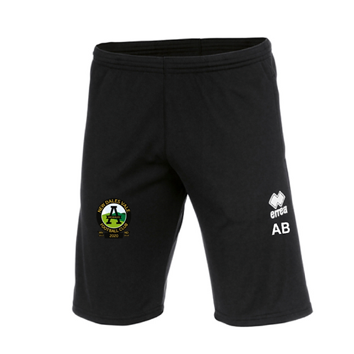 NDVFC - Zip Pocket Shorts