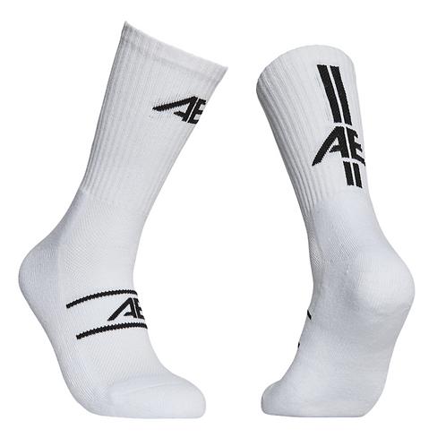 AE  White Comfort Sock 3.0 (Pack of 3)