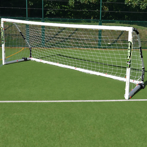 PLAYFAST Samba Match Goal - 12ft x 4ft