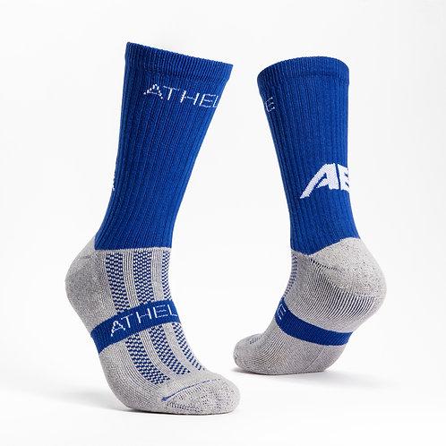 Royal Blue - AthElite Comfort Sock Generation 2.0