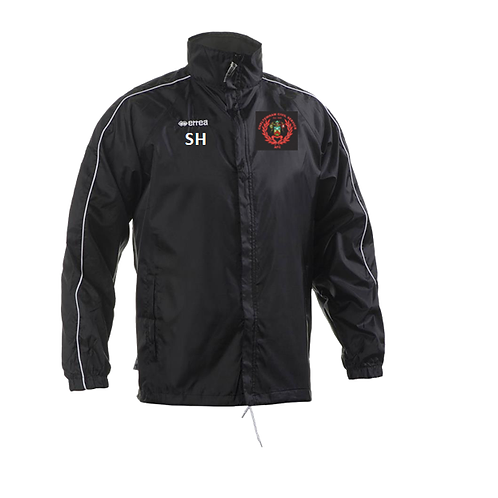 CCSAFC - Mesh Lined Rain Jacket