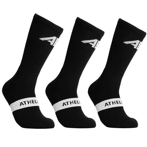 Black AE Comfort Socks (3 Pack)