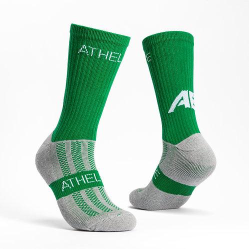 Green - AthElite Comfort Sock Generation 2.0