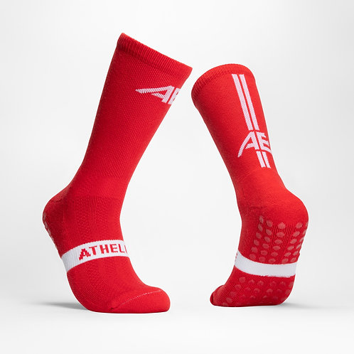 AE Grip Socks 2.0 - Red