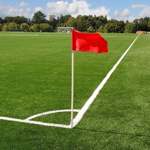 Standard Corner Flags x 4