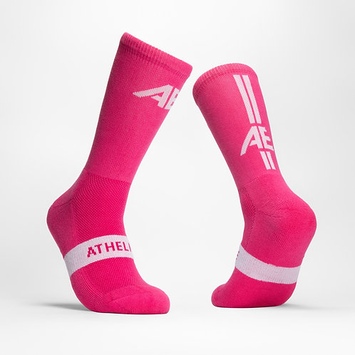 AE Comfort Socks - Pink