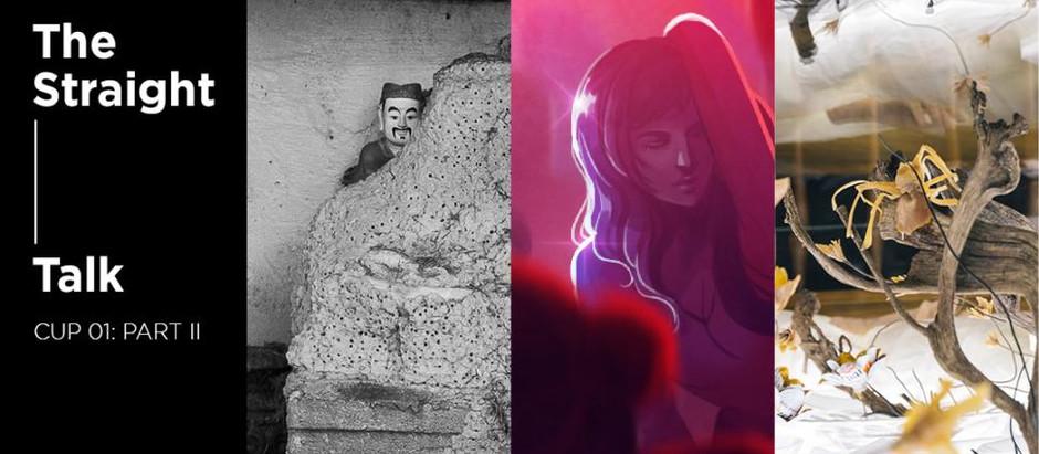 Artists under lockdown feat. Cheryl J Hoffmann, Michelle Lee & Ezzam Rahman (Part II)