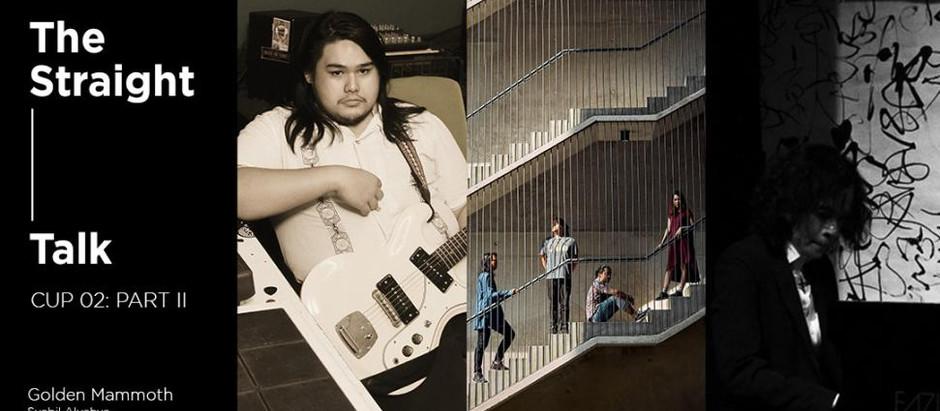 Zombies and Malaysian Musicians feat mutesite, Mei Linn & Golden Mammoth
