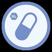 Hydrogen Capsule Icon