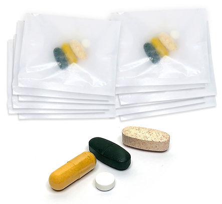 免疫支持營養補充膠囊、錠劑
