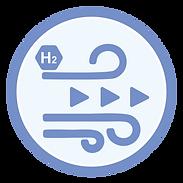 Hydrogen Inspiratory Device Icon