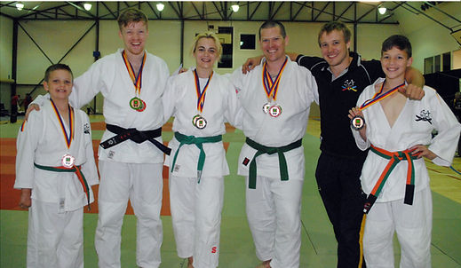 South Australian Judo Academy SAIO Medalists