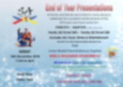 SA Judo Academy End of Year Junior Presentations