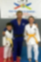 Steven Brown | South Australian Judo Academy | Belt Grading