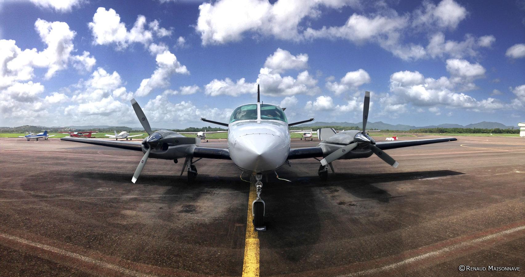 Cessna 404 TITAN - Par Airawak