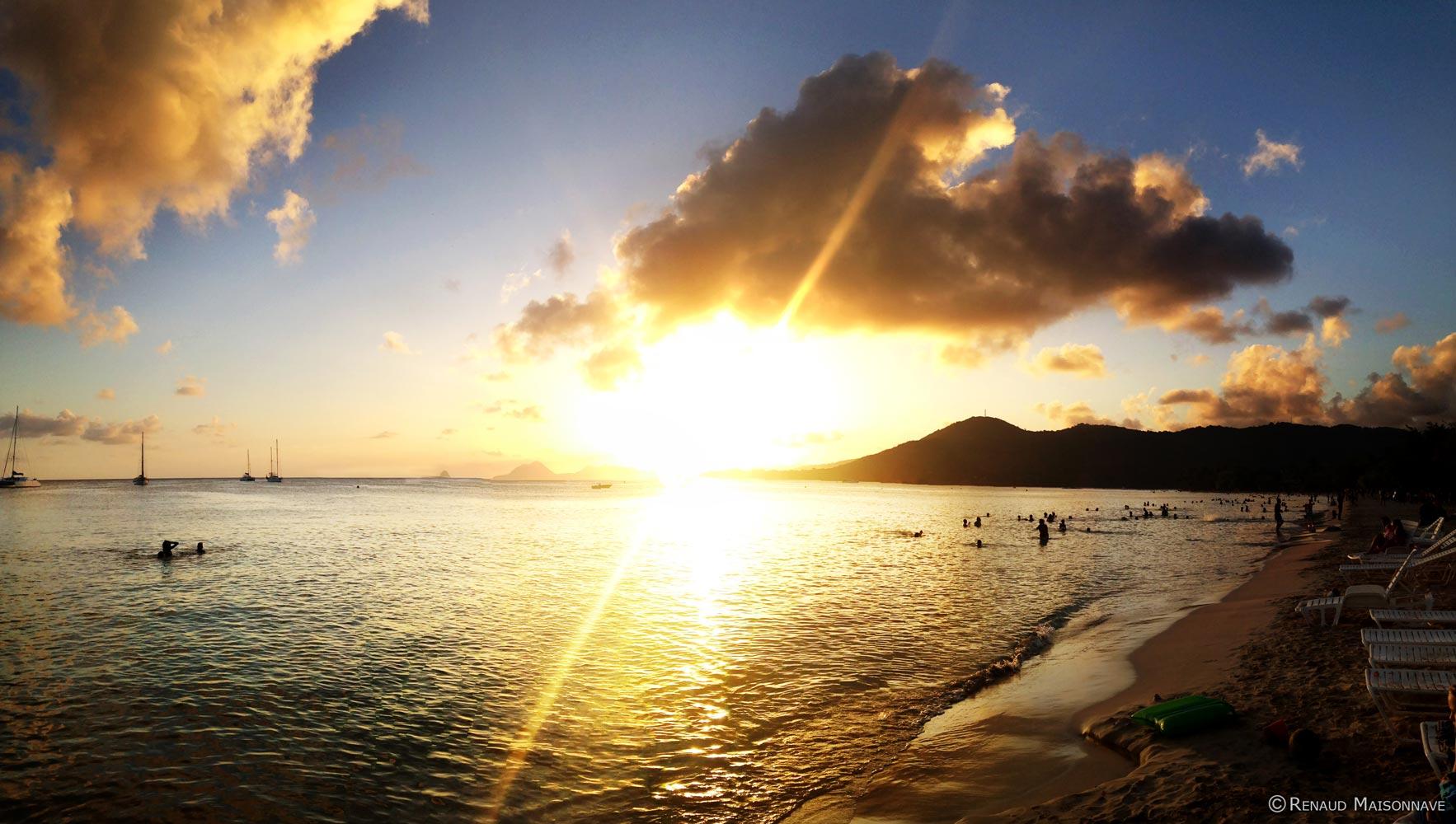 Ciel des Antilles avec Airawak