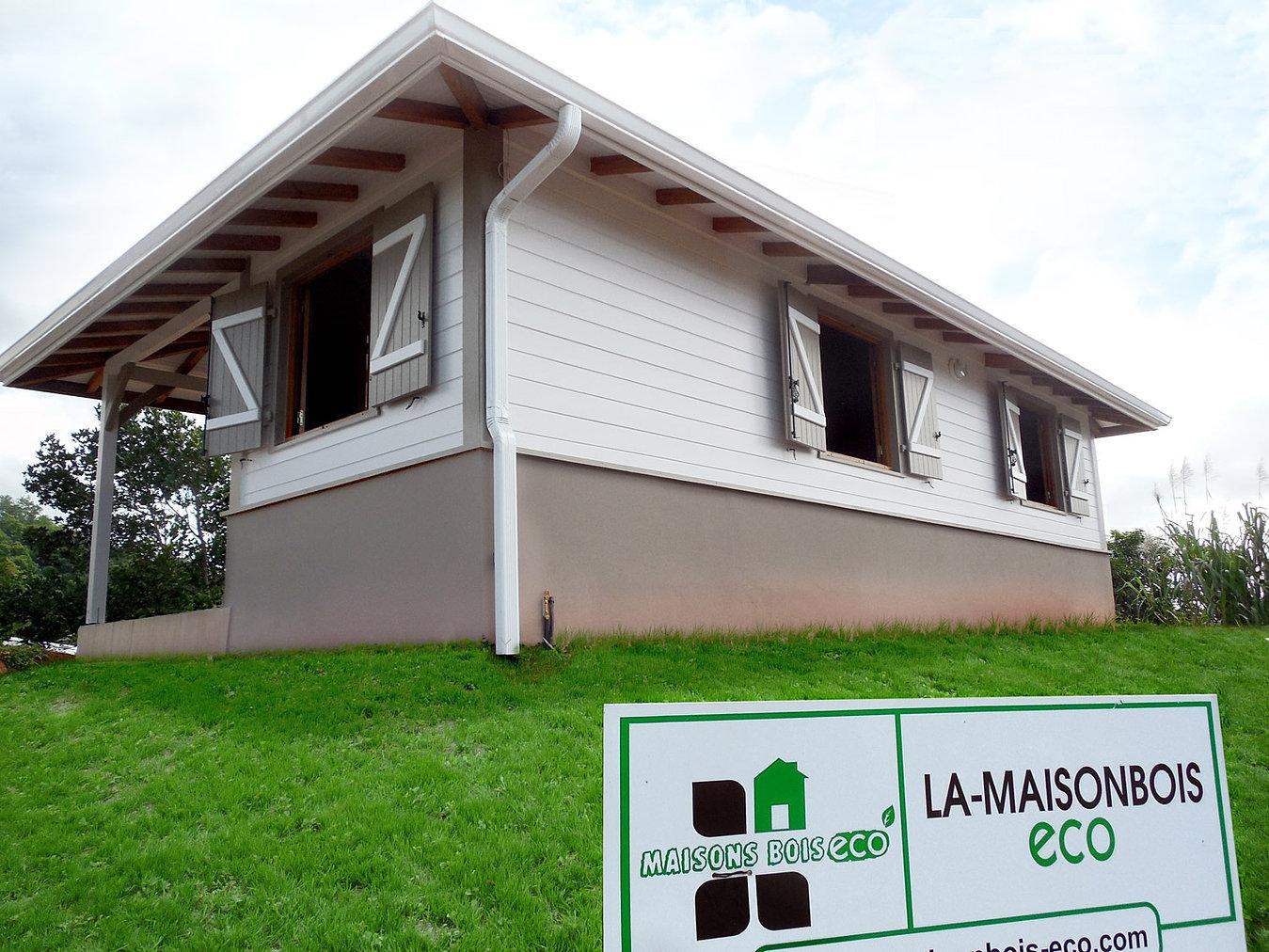 Maison Bois Antilles u2013 Myqto com # Maison Bois Guadeloupe
