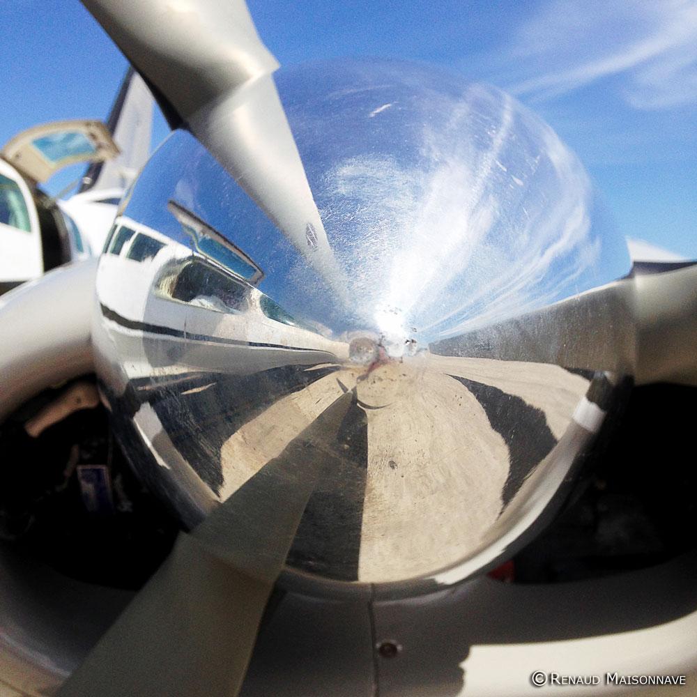 Moteur Cessna 404 - Airawak