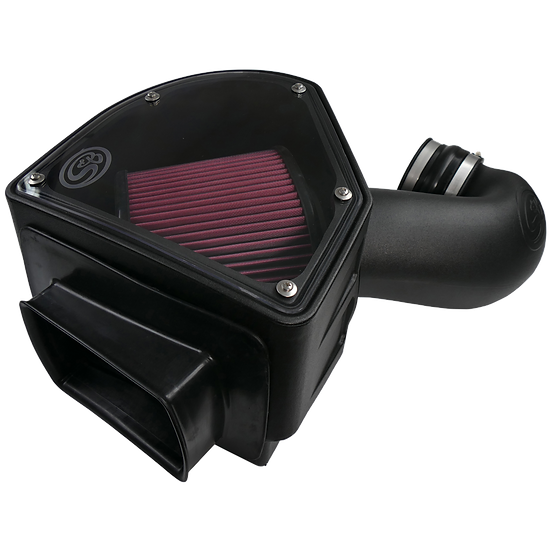 S&B FILTERS 75-5090 COLD AIR INTAKE 1994-2002 DODGE 5.9L CUMM