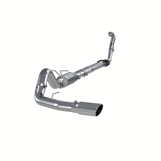 """MBRP 4"""" INSTALLER SERIES TURBO-BACK EXHAUST SYSTEM S6218AL 1994-1997 FORD 7.3L"""