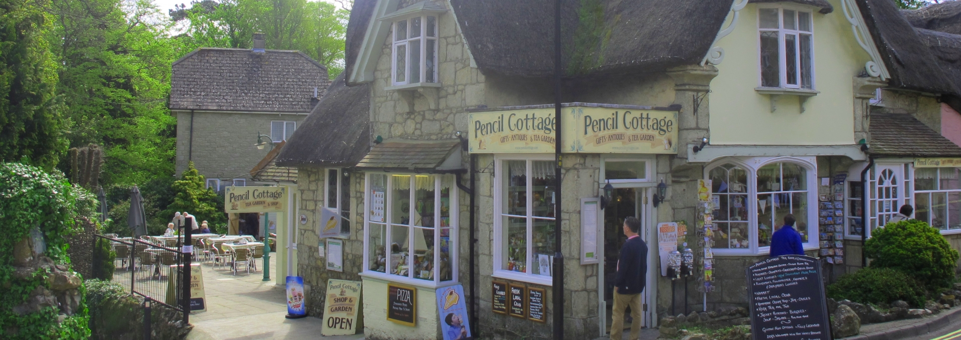 PENCIL COTTAGE Isle of Wight