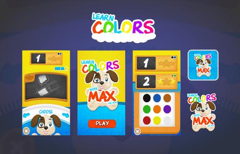 Kids Game Design