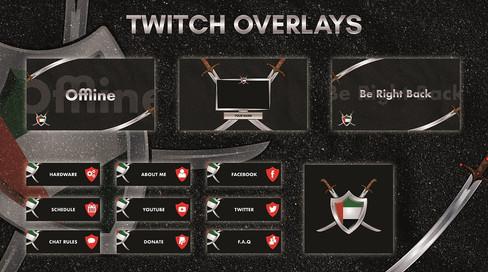 Twitch Design