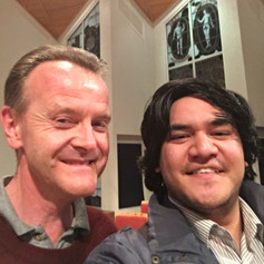 With Chris Artley. Choral Connect 2017