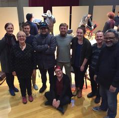 Auckland Chamber Choir (ACC) Composition Workshop. 09/10/2018