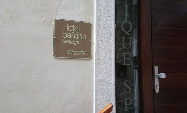 Antique Split Heritage Hotel