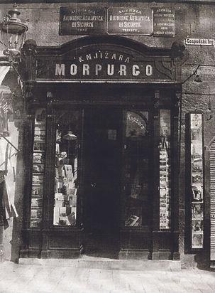 Morpurgo Bookstore