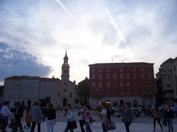St. Francis Split Croatia
