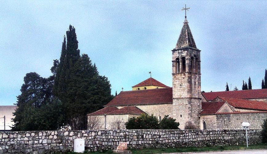 Church and Monastery of St. Antony