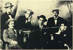 Hajduk Split - founders