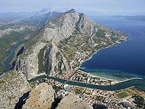Omis Dalmatia Croatia