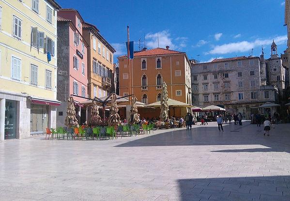 Pjaca Split Croatia