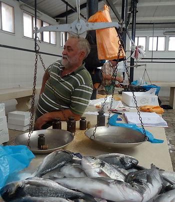 Peškarija Split - Fishmarket
