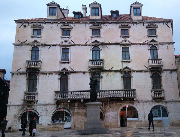 The Milesi palace