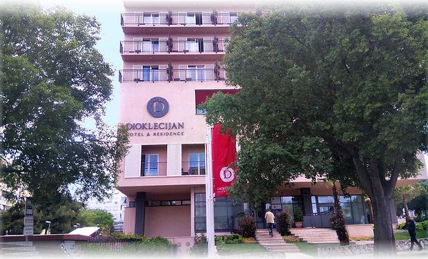 Hotel Dioklecijan Split Croatia