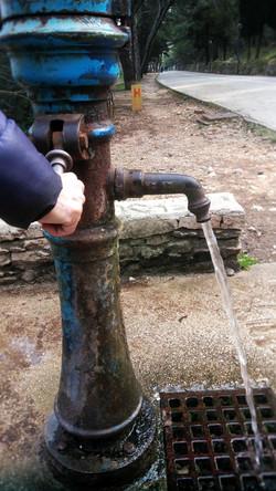 Drinking water Split Croatia