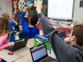 Os alunos precisam da tecnologia – e não há nada que possamos fazer sobre isso