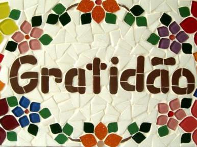 Gratidão não é modinha