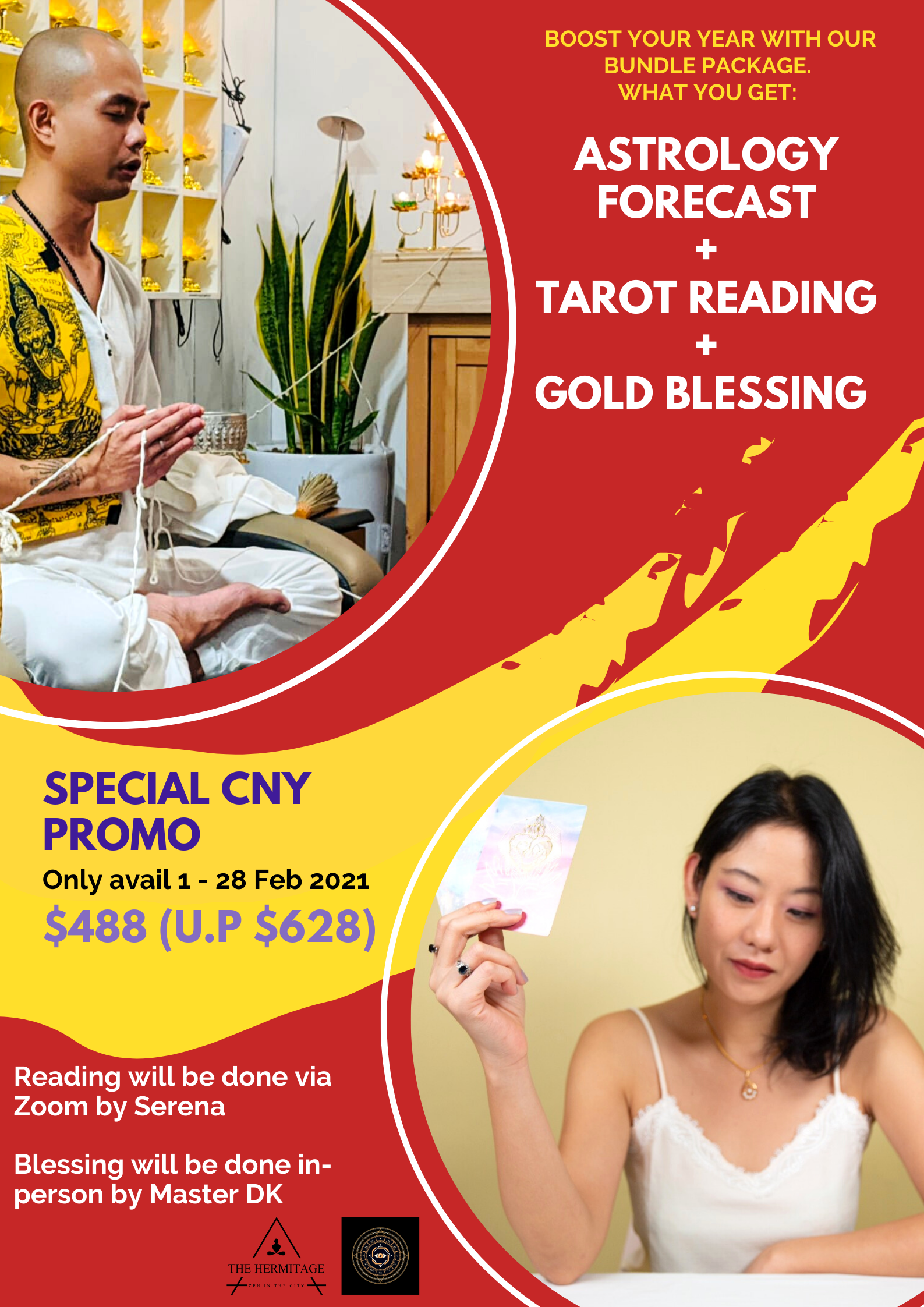 Chinese New Year Full Package