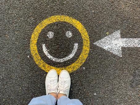 איך להתקרב לאושר דרך חמש שאלות?
