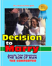 THE DECISION TO MARRY