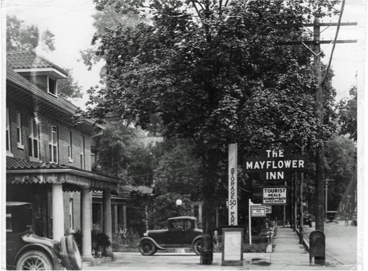 Mayflower Inn-1931